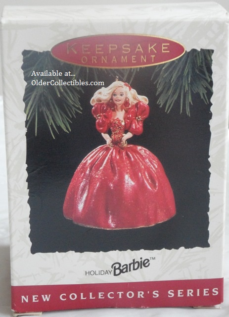 holiday barbie